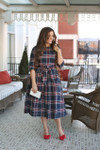 Vintage The Highlands Dress