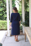 Solid Layering Dress (4 Colors)