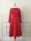 Vintage The Wavy Dress