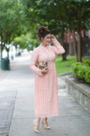 Modest Love Comes Softly Dress