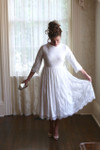 Vintage Once Upon a Time Dress