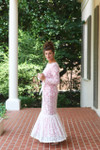 Vintage Charming and Poised Dress