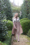 Vintage Fairest of Them All Dress