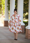 Pocketful of Poppies Dress