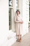 Modest Vintage Belle Dress