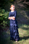 Navy Modest Dreaming in Vintage