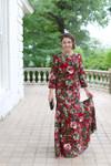 Vintage Marsielle Tea Dress