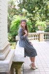 Modest Effortlessly Chic Dress
