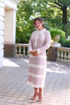 Vintage Rose Riviera Dress