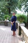 Vintage Pom Pom Dress