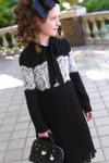 Vintage Little Fairest of Them All Dress