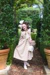 Modest Little Vintage Belle Dress
