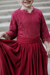 Little Exquisite English Manor Dress (4 Colors)