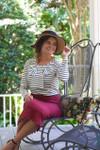 Modest The Original Scalloped Pencil Skirt