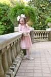 Little Pom Pom Bow Dress