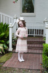 Little Rose Petals Dress