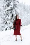 Sweet Nostalgia Dress (7 Colors)