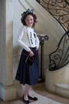 Dainty Jewell's Original Denim Skirt for Girls