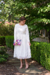 Tuileries in the Summer Dress