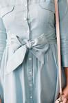 Madison Park Denim Dress