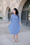Weekend Brunch Dress (8 Colors)