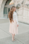 Dazzling Darling Sequin Skirt (4 Colors)