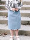 The Original Scalloped Pencil Skirt for Girls