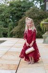 One Enchanting Evening Dress for Girls (3 Colors)
