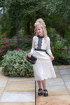 Parisian Soiree Dress for Girls