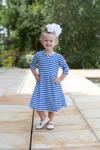 Weekend Brunch Dress for Girls (3 Colors)