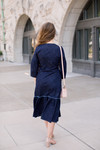 Sunkissed Denim Dress