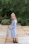 Vintage Tea Dress for Girls