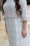 Properly Poppy Dress