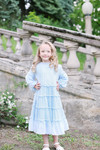 Bella Bleu Dress for Girls