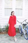 Radiant Rose Dress