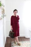 Meg Basic Dress (2 Colors)