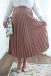 Pretty in Pleats Skirt (2 Colors)