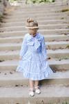 Striped Dress for Girls