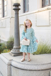 Little Petals in the Wind Dress (2 Colors)