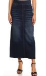 Modern Design Denim Skirt