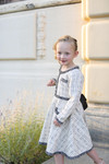 Townsend Tweed Dress for Girls