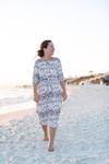 Spotted Swim Dress