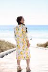 Fresh Lemonade Swim Dress