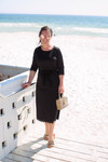 Seashells & Scallops Swim Dress