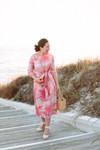 Sailing into the Sunset Swim Dress