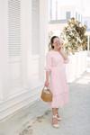 Sidewalk Sorbet Dress (2 Colors)