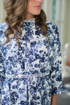 French Cottage Dress