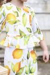 Little Fresh Lemonade Dress