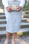 Dainty Jewell's Original Pencil Skirt (7+ Colors/Prints)