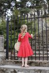 Strawberry Fields Dress for Girls